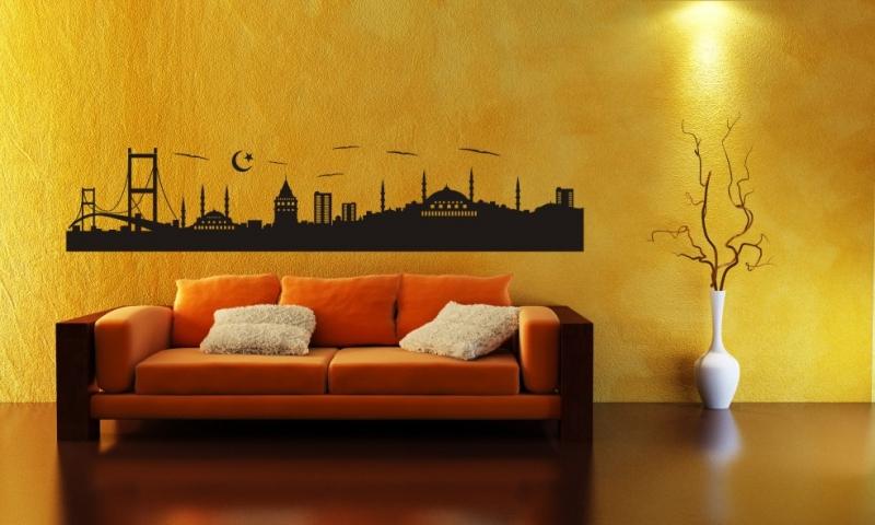 t rkiye wandtattoo haus design und m bel ideen. Black Bedroom Furniture Sets. Home Design Ideas